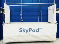 Skypod - CPR Scaffold Free Unique Technology